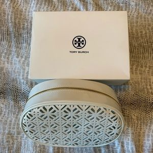 NWT Tory Burch Cosmetic Case